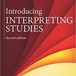کتاب introducing interpreting studies