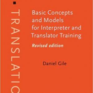 کتاب Basic Concepts and Models for Interpreter and Translator Training