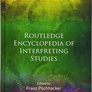 کتاب Routledge Encyclopedia of Interpreting Studies