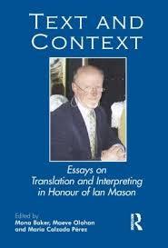 Essays on Translation and Interpreting