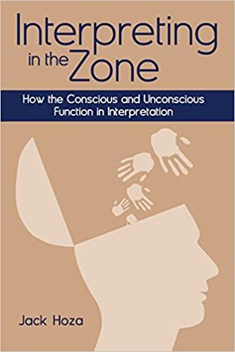 Interpreting in the Zone