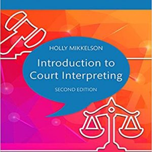 Introduction to Court Interpreting